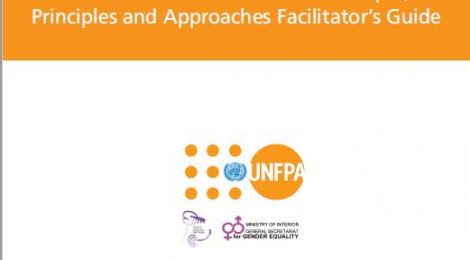 Introduction into GBV Core Concepts, Principles and Approaches Facilitator's Guide